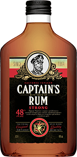 Captain's Rum Strong