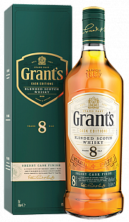 Grant's 8 Years Old Sherry Cask Finish